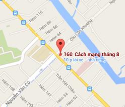 bản đồ LED 160 Cơ sở 1
