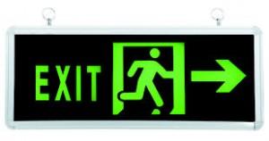 exit led