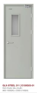 STEEL 311 - E150G03-01